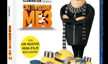 Cattivissimo Me 3 – Disponibile in DVD, Blu-Ray e 4K Ultra HD
