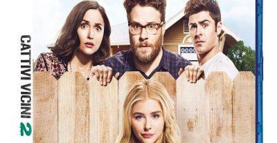 Cattivi Vicini 2 –  Da mercoledì in DVD e Blu-Ray con Universal Pictures