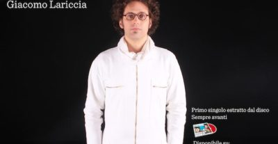 Giacomo Lariccia: Il Primo Capello Bianco è il primo singolo estratto dal suo album Sempre Avanti