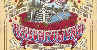 Negli UCI Cinemas arriva Grateful Dead Live – Fare Thee Well che celebra i 50 anni di carriera della band