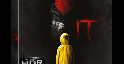 IT – Dal 14 febbraio in DVD, Blu-Ray e 4K Ultra HD con Warner Bros