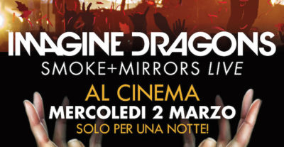 Gli Imagine Dragons per la prima volta al cinema