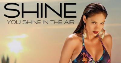 Shine è il singolo d'esordio di Jon Martin