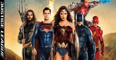 Justice League – Dal 21 marzo in DVD, Blu-Ray e 4K Ultra HD con Warner Bros