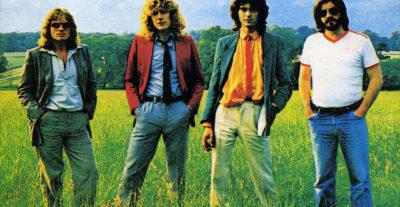 Ecco le riedizioni di Presence, In Through The Out Door e Coda dei Led Zeppelin in uscita a luglio