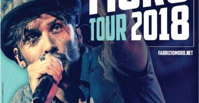 Fabrizio Moro torna in Sicilia per il suo Tour 2018
