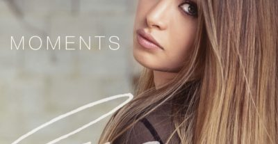 """Emma Muscat pubblica il suo primo album """"Moments"""""""