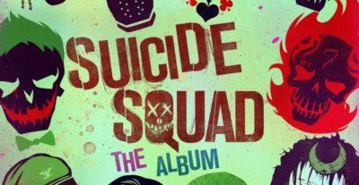 Atlantic Records annuncia l'uscita della colonna sonora di Suicide Squad
