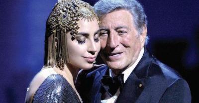 """""""Tony Bennett & Lady Gaga: Cheek To Cheek LIVE!"""" il 19 gennaio in DVD e Blu-ray"""