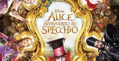 Alice Attraverso Lo Specchio – Recensione