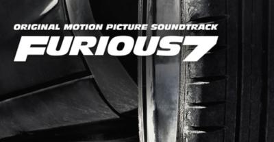 La colonna sonora ufficiale di Fast and Furious 7 ai vertici delle classifiche in tutto il mondo
