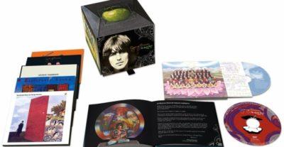 """George Harrison: """"The Apple Years 1968-75"""" uscirà il 23 Settembre"""