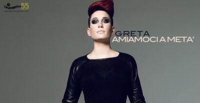 """Greta: da domani il nuovo singolo """"Amiamoci a metà"""""""