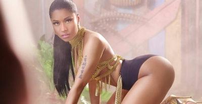 "Nicky Minaj: in radio il suo singolo ""Anaconda"""