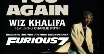 """'See you again' è il singolo di Wiz Khalifa che anticipa l'uscita della colonna sonora di """"Fast and Furious 7″"""