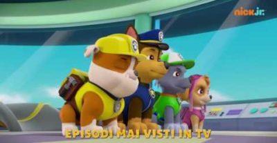 Paw Patrol: oggi al cinema 6 episodi inediti, ecco lo spot ufficiale