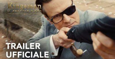 Kingsman: The Secret Service – Il nuovo trailer italiano del film di Matthew Vaughn