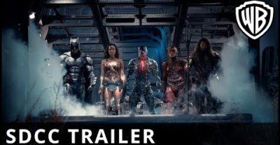 Justice League – Nuovo trailer (V.O) e curiosità sul film