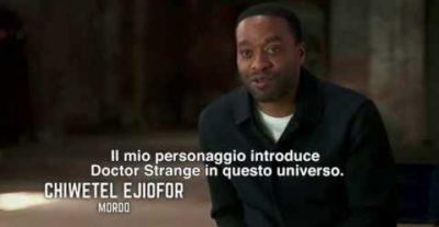 Doctor Strange – Il cast: Pod dal film