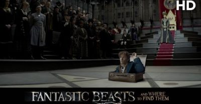 Animali Fantastici e dove trovarli – Un nuovo video dalla pellicola spin off di Harry Potter