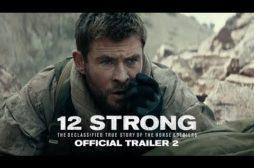 Primo trailer di 12 Strong, il nuovo film di guerra con Chris Hemsworth