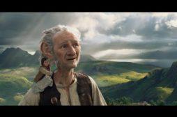 Il Grande Gigante Gentile – Pubblicato il trailer del nuovo film di Spielberg
