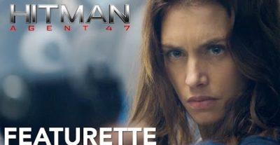 Hitman: Agent 47, featurette sui personaggi