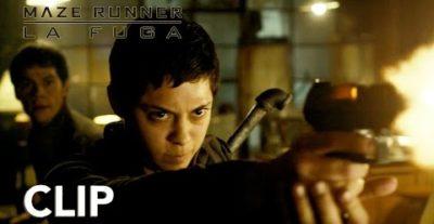 Prime clip tratte da Maze Runner – La Fuga, da oggi al cinema