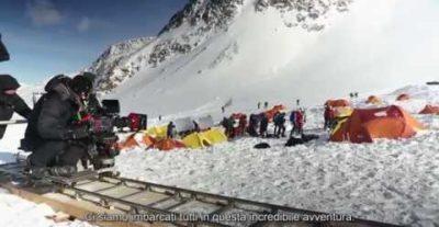 Nuova featurette e clip tratta dal film Everest, da oggi al cinema