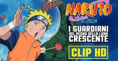 Continuano gli imperdibili eventi cinematografici che celebrano il mitico ninja Naruto Uzumaki. Lunedì 13 luglio doppio appuntamento!