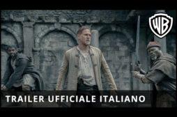 Al COMICON di Napoli in anteprima nazionale King Arthur: Il Potere della Spada