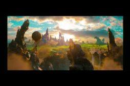 Primo trailer per il Grande e Potente Oz