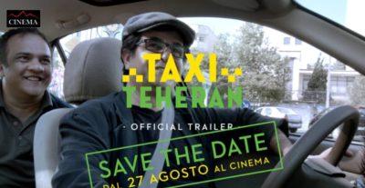 Uscirà il 27 agosto Taxi Teheran di Jafar Panahi, primo film della nuova distribuzione Cinema