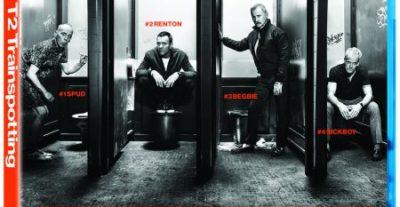 T2 Trainspotting – Da mercoledì in DVD, Blu-Ray e 4K Ultra HD con Universal Pictures