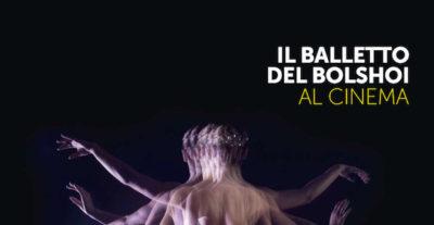 Il balletto del Bolshoi di Mosca al cinema: ecco il programma della stagione 2014-2015