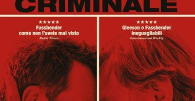 Ecco il teaser poster italiano di Codice Criminale, il nuovo film con Michael Fassbender