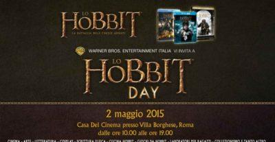 Lo Hobbit Day: Roma si trasforma nella Terra di Mezzo