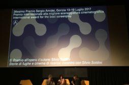 Premio Sergio Amidei 2017: incontro con Silvio Soldini
