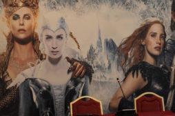 Incontro con Charlize Theron a Milano per presentare Il Cacciatore e La Regina di Ghiaccio