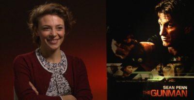 Intervista a Jasmine Trinca protagonista di The Gunman