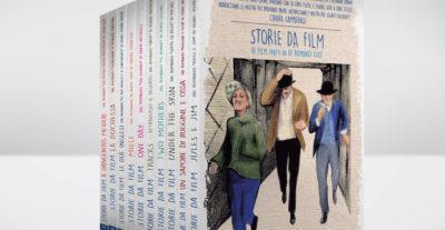 Storie da Film: in libreria 10 film tratti da 10 romanzi cult con cover ridisegnate da Nine Antico