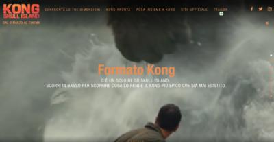 Kong: Skull Island, due siti dedicati al film e una nuova featurette
