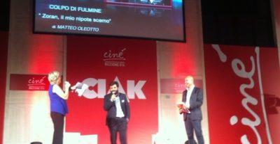 Cinéciak d'Oro 2014: Zoran miglior commedia