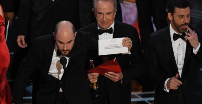 Oscar 2017: Moonlight miglior film, ecco tutti i vincitori