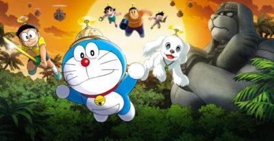 Spot e immagini di Doraemon Il Film – Le Avventure di Nobita e dei Cinque Esploratori