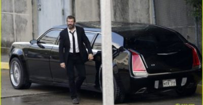 Wolverine 3 – Una prima occhiata a Hugh Jackman sul set
