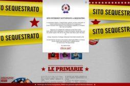 Attenzione! Brogli elettorali sul sito le vereprimarie.it
