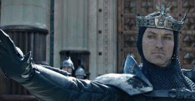 King Arthur: Il Potere della Spada – un fantasy distopico al Romics in anteprima mondiale!