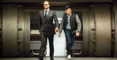 """Get Ready"" dei Take That è la canzone ufficiale del film Kingsman: Secret Service"