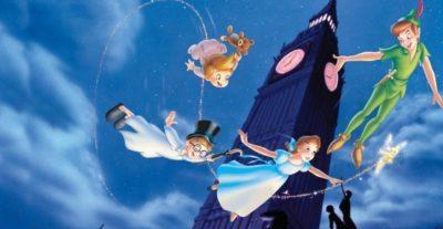 Le Avventure di Peter Pan: Domani e domenica torna nelle sale il classico d'animazione Disney